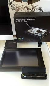 Wacom Cintiq Companion Hybrid 13hd - Pouquíssimo Uso