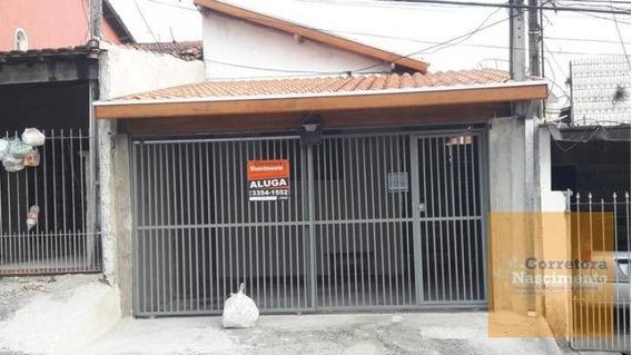 Casa Com 3 Dormitórios Para Alugar, 150 M² Por R$ 1.000,00/mês - Jardim Califórnia - Jacareí/sp - Ca1356