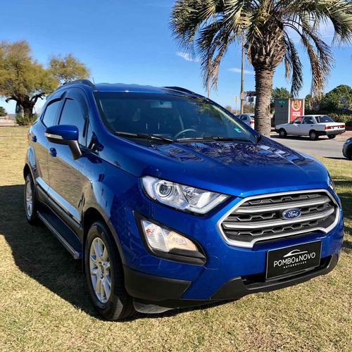 Ford Ecosport Se Igual A Cero Km Inmaculada Financio Permuto
