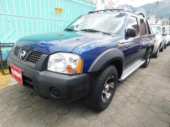 Nissan D22/np 300 Dc Mec 2.4 Gasolina 4x2