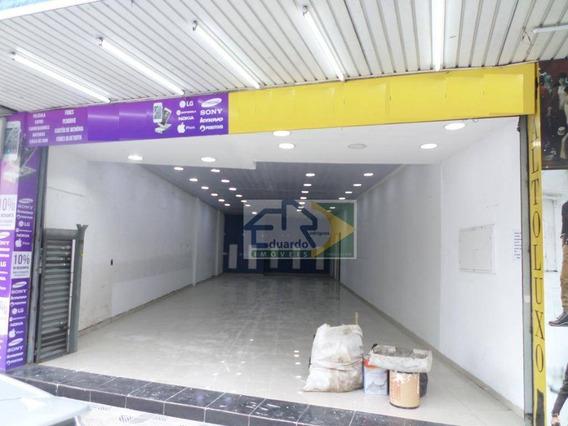 Salão Para Alugar, 192 M² Por R$ 8.500/mês - Centro - Suzano/sp - Sl0080