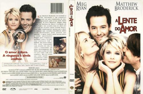 Imagem 1 de 1 de Dvd - A Lente Do Amor