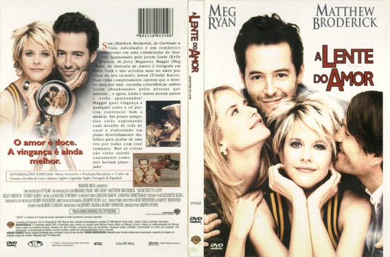Dvd - A Lente Do Amor