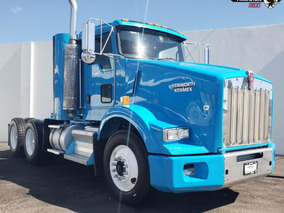 Kenworth Tractocamion T800 2014 Azul