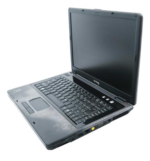 Notebook Promoção Cce Celeron 1.46ghz Hd80gb 2gb Usado
