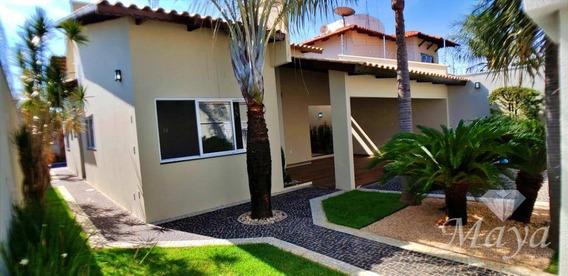 Casa 3 Suítes, 220 M² C/ Lazer Na 207 Sul - Ca0144