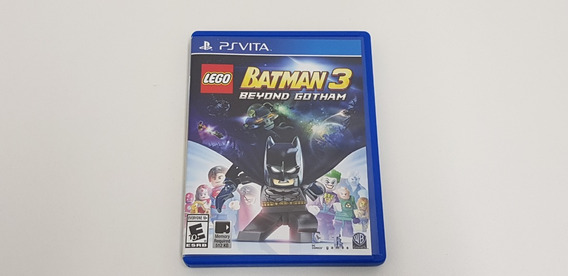Lego Batman 3 Beyond Gotham - Ps Vita -original - Fisica