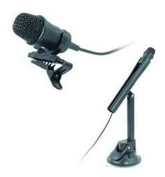 Microfone Yoga Lapela Condenser Unidirecional Sc 401 Suporte