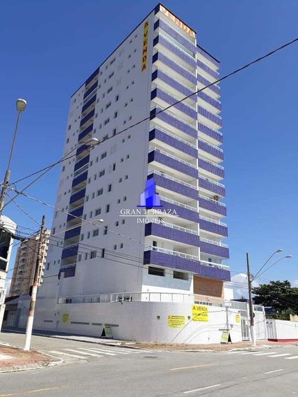 Apartamento Com 2 Dorms, Aviação, Praia Grande - R$ 283 Mil, Cod: 348 - V348
