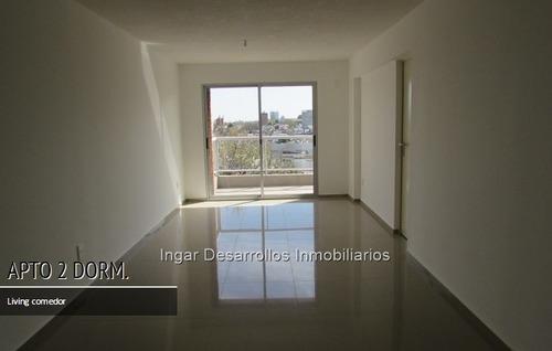 Venta Apartamento 2 Dormitorios Más Patio! A Nuevo!