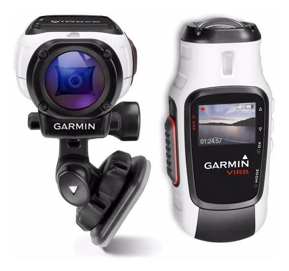 Câmera Garmin Virb Elite Gps Nova