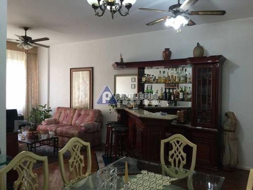 Imagem 1 de 17 de Apartamento À Venda, 2 Quartos, 1 Suíte, 1 Vaga, Copacabana - Rio De Janeiro/rj - 1416