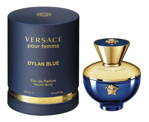 Imagen 1 de 3 de Versace Dylan Blue Femme 100 Ml