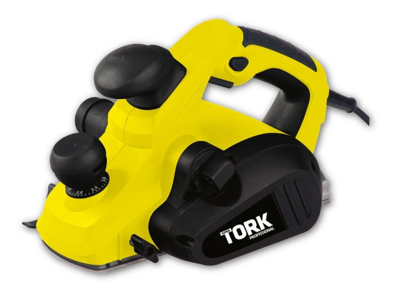 Plaina Elétrica Tork Profissional 850w - Corte 3mm