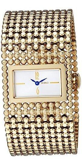 Reloj Roberto Bianci Watches Para Mujer 31mm, Pulsera De Ac