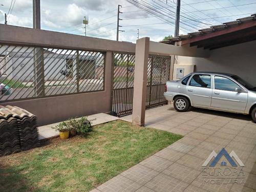 Imagem 1 de 30 de Casa Com 2 Dormitórios À Venda, 64 M² Por R$ 250.000,00 - Jardim Continental - Londrina/pr - Ca1375