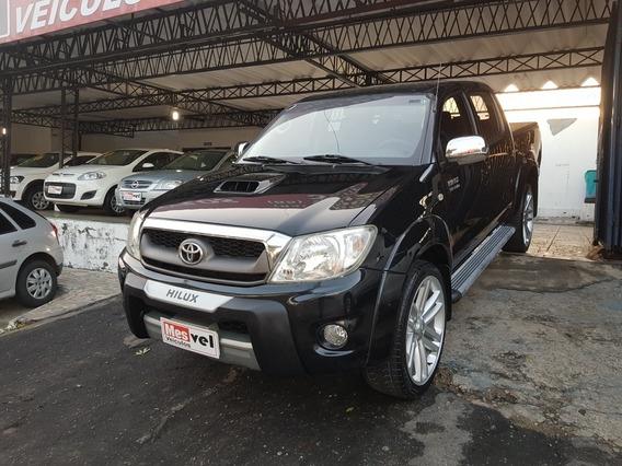 Toyota Hilux 3.0 Sr Cab. Dupla 4x4 4p 2011