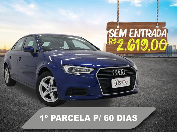 Audi A3 Sedan 1.4 Tfsi Attraction Tiptronic (flex) 2018