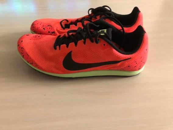 Nike Zoom Rival D Fundo E Meio Fundo Sapatilhas De Atletismo