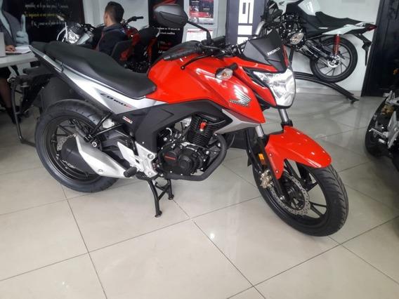Honda Cb160f Std-dlx Modelo 2021 Precio Especial!!