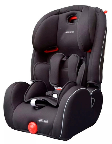 Butaca Booster Auto Indy Megababy 9 A 36 Kg Babymovil Cuotas