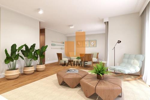 Apartamento À Venda Em Rua Professor Filadelfo Azevedo, Vila Nova Conceição, 4 Quartos, 261 M² - Ja16924