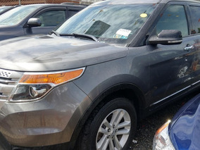 Ford Explorer Xlt Awd Gris 2013