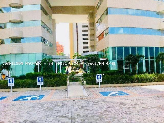 Sala Comercial Para Locação Em Natal, Lagoa Nova - Corporate Tower Center - Ctc, 1 Banheiro, 1 Vaga - Sl1087-ctc Business