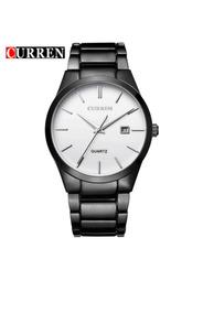 Relógio Masculino De Luxo Curren Resistente A Água 8106