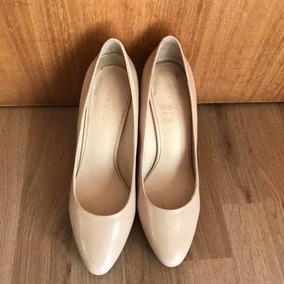 Zapatos Taco Nine West 38 Y Medio