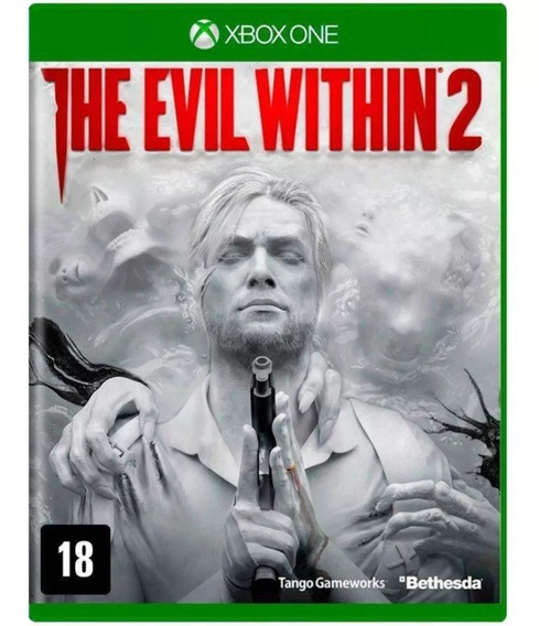 The Evil Within 2 Xbox One Midia Fisica - Novo - Nacional