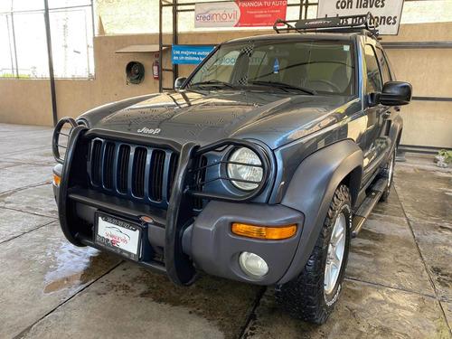 Jeep Liberty Sport 4x4 At 2002