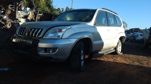 Sucata Toyota Land Cruiser Prado 2006 Bartolomeu Peças