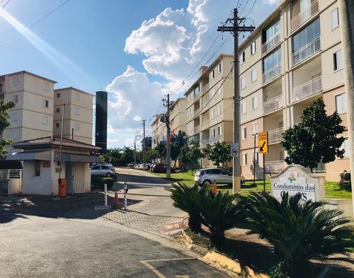 Apartamento À Venda Em Parque Villa Flores - Ap262630