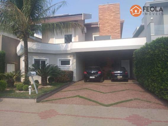 Casa Com 4 Dormitórios Para Alugar, 273 M² Por R$ 5.000/mês - Jardim Imperador - Americana/sp - Ca0600