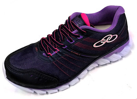 Tênis Feminino Olympikus Strike Caminhada Corrida Fitness