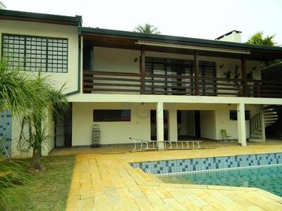 Casa Residencial Ou Comercial Com 4 Dormitórios À Venda, 377 M² - Nova Campinas - Campinas/sp - Ca5906