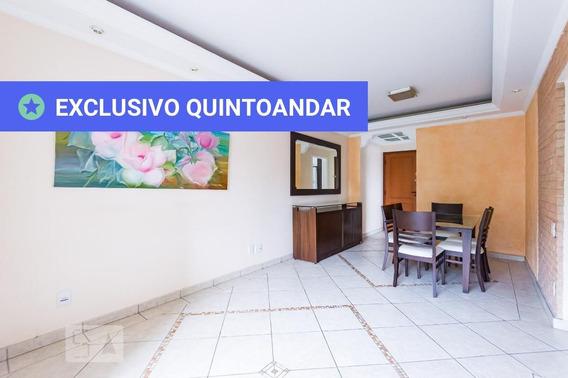 Apartamento No 3º Andar Mobiliado Com 2 Dormitórios E 1 Garagem - Id: 892990571 - 290571