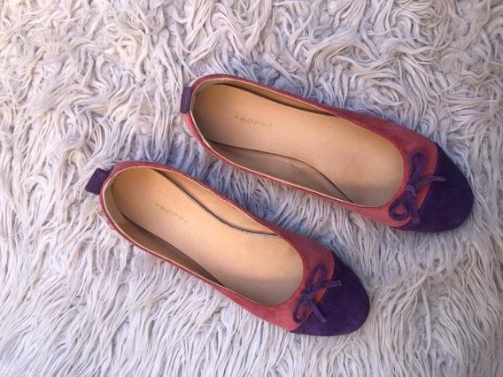 Chatitas Ballerinas Tropea N° 39