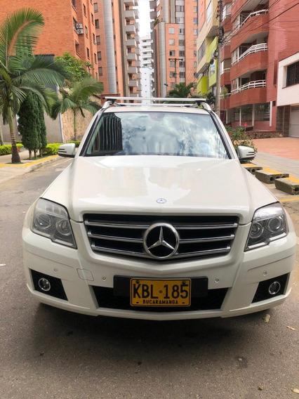 Mercedes Benz Glk Motor 3.0 2010 Blanca 4 Puertas