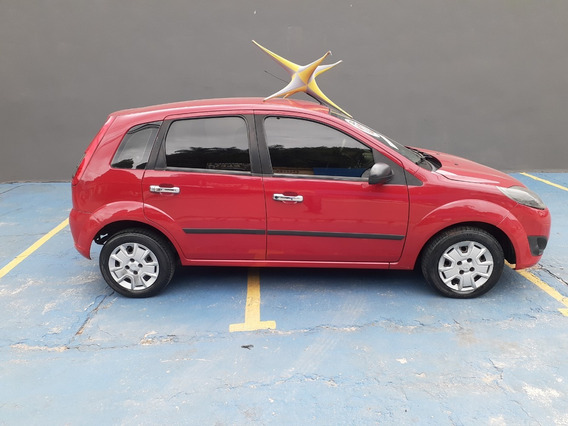 Ford Fiesta 1.6 Flex Completo 2012 $ 21990 Financiamos