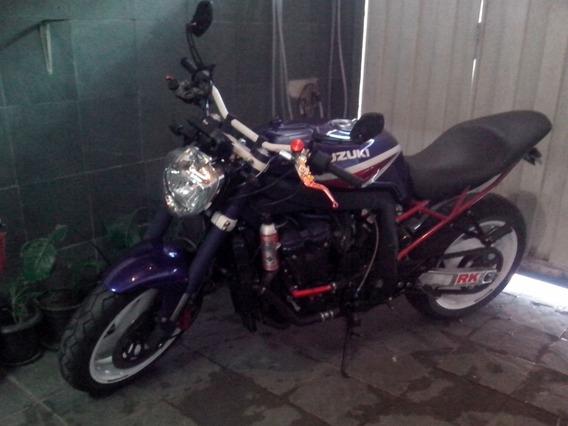 Suzuki Gsx-r 1100w Naked