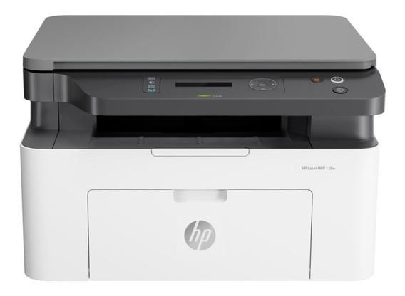 Impresora Hp Multifuncion Laser Mono M135w 20 Ppm Pce Cuotas Tienda Oficial Hp