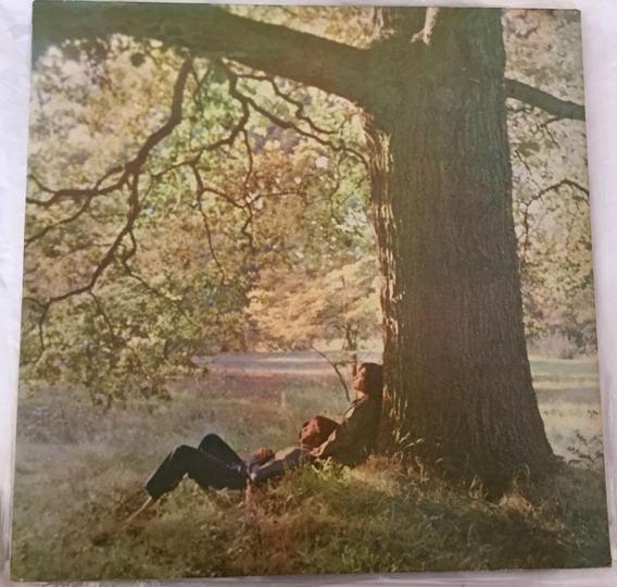 Lp John Lennon Plastic Ono Band Importado Com Encarte