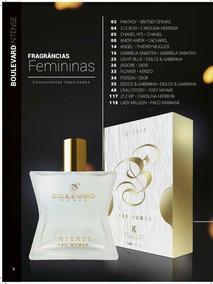Perfumes Importado Boulevard Monde