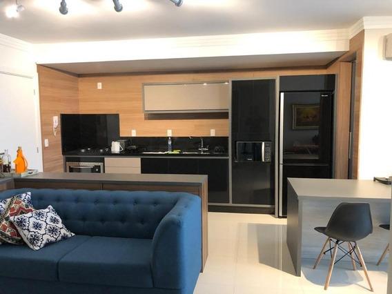 Apartamento Com 2 Dormitórios À Venda, 77 M² Por R$ 450.000 - Centro (blumenau) - Blumenau/sc - Ap2781