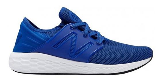 Zapatillas New Balance Mcruzrc2 Azul - Corner Deportes