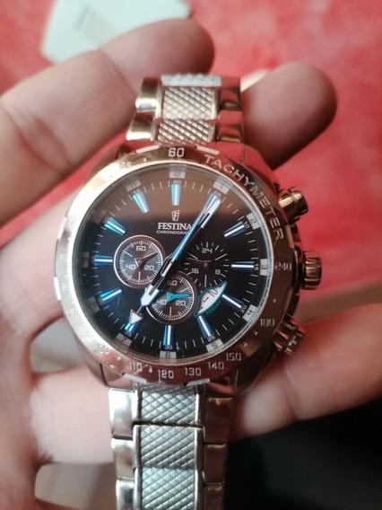 Relógio Inportado Original Festina Chonograph