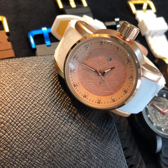 Mega Oferta Relógio Invicta Yakuza Automatico Original