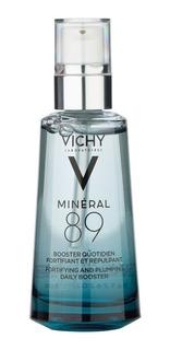 Vichy Mineral 89 Activador Cotidiano Concentrado Fortificante Con Ácido Hialurónico Piel Sensible 50ml